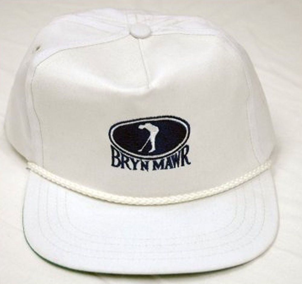 Collectable Golf Hats! Town Talk Bryn Mawr Pro Golf Hat Linen White   towntalk  golfhat 53b5c80dcba