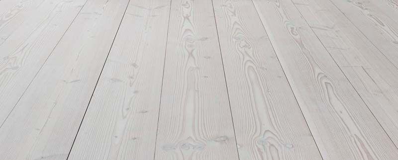 Bleached White Oak Flooring