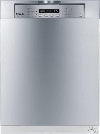 Amazon Com Miele Optima Series G2430scibl Full Console Dishwasher Kitchen Dining Miele Miele Dishwasher Dishwasher