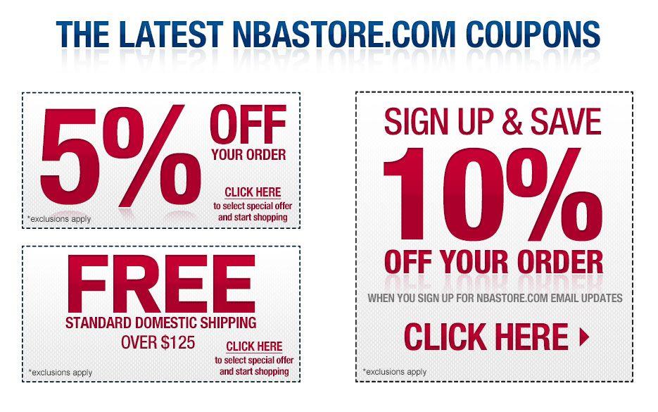 Nba Store Promo Codes Coupon Codes The Titles James