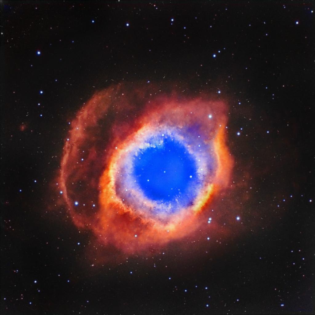 Helix nebula HD desktop wallpaper Widescreen High