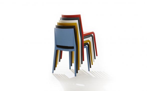 Tonina chair designed Dondoli+Pocci for Allermuir