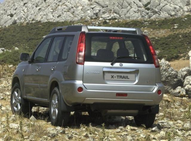 Nissan X Trail Classic Vehicule Tous Terrains 4x4 Vehicule
