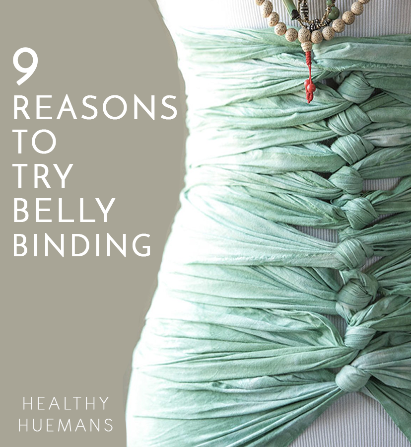 9 Best Reasons To Try Bengkung Belly Binding