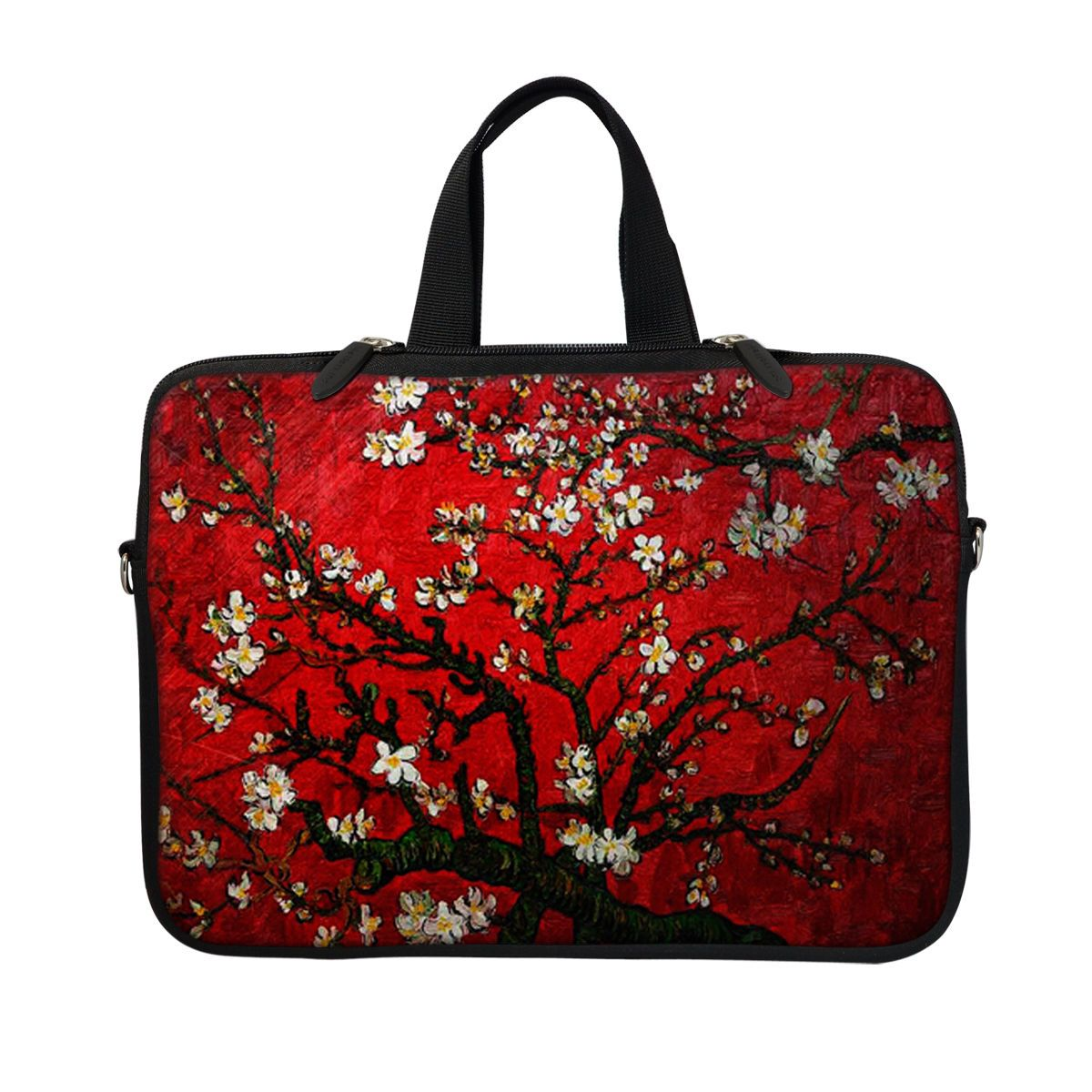 "Laptop Macbook Pro Chromebook Sleeve Bag Case Hidden Handle Fit 13.3/"" 13/"" 3003"