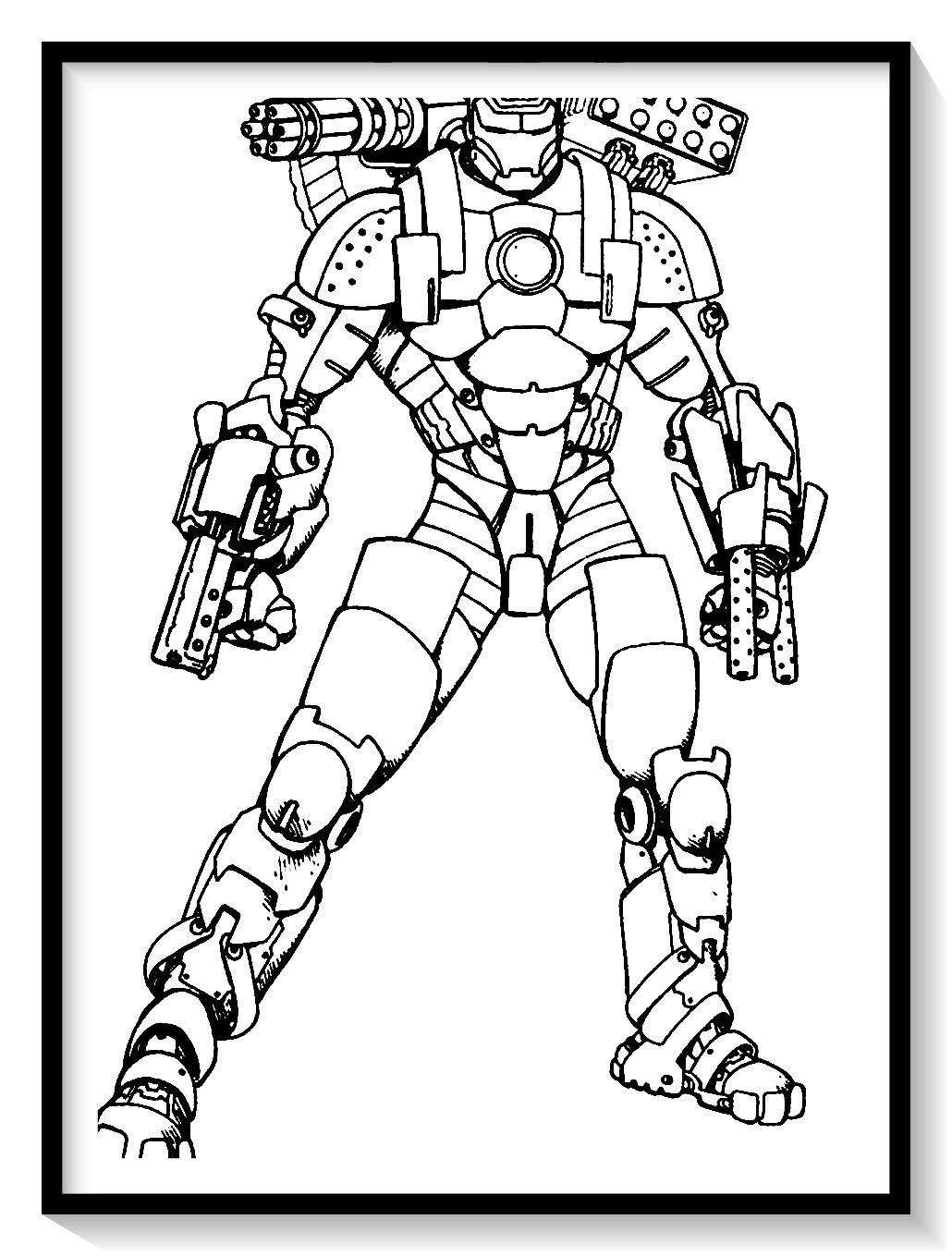 Dibujos De Iron Man Para Colorear En Linea Colorear E Imprimir Ironman Ironman P Iron Man Para Colorear Avengers Para Colorear Dibujos Para Colorear