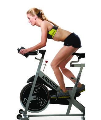 The 30 Minute Spinning Workout You Can Do On Your Own Spinning