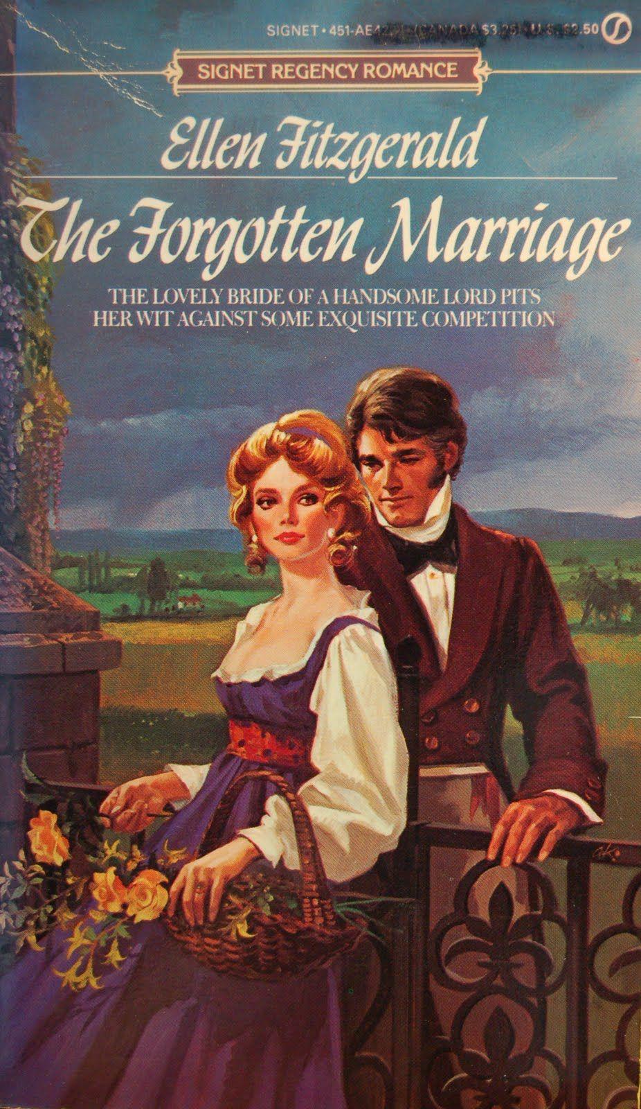 Ellen Fitzgerald Forgotten Marriage Awordfromjojo Historicalromance Ellenfitzgerald Regency Romance Books Regency Books Regency Romance