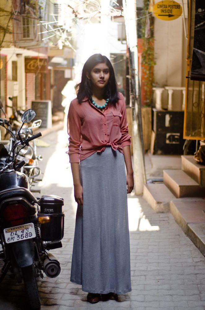 Street Fashion from Delhi!. Street Fashion from India Pinterest 1