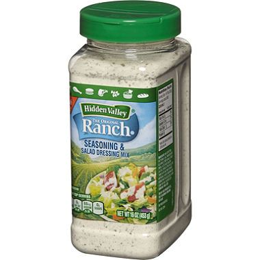Hidden Valley Original Ranch Salad Dressing And Seasoning Mix 16 Oz Sam S Club In 2020 Hidden Valley Ranch Buttermilk Ranch Dressing Valley Ranch Dressing