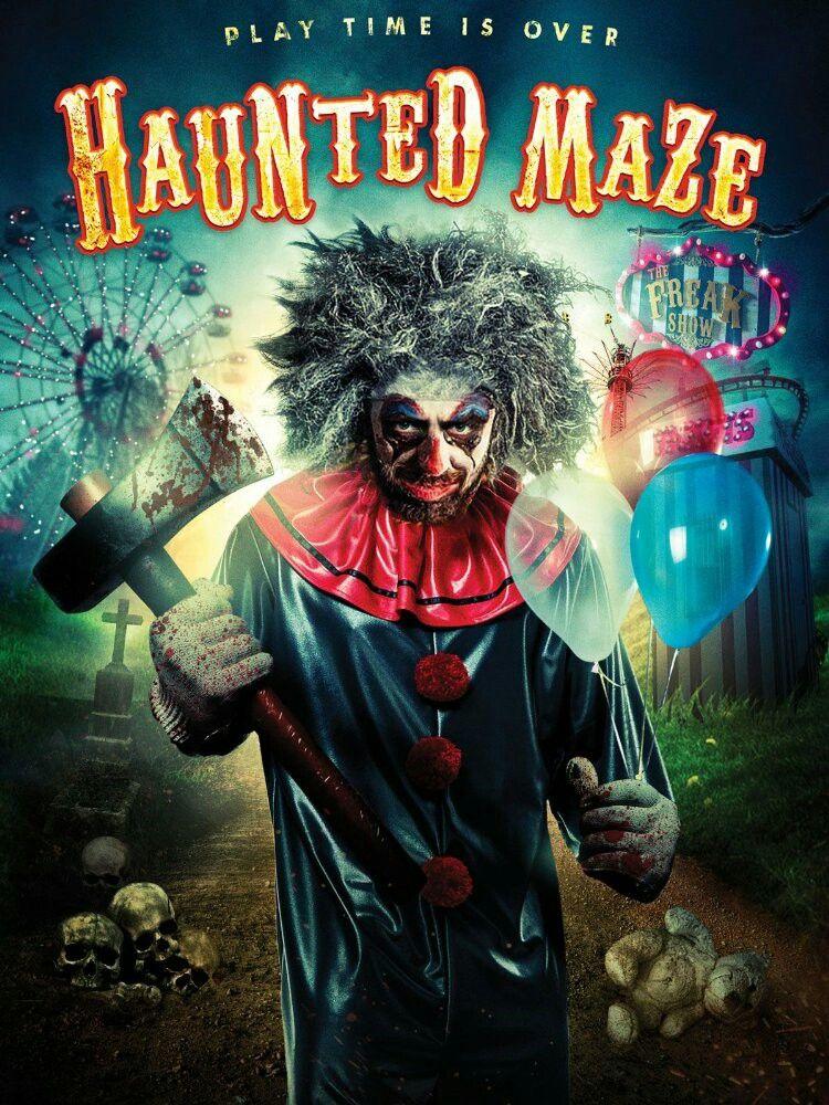 Haunted Maze(2017) Haunted maze, Newest horror movies