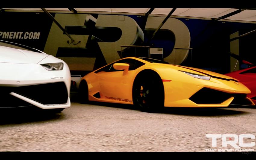 3500hp Lamborghini Goes 230mph Roll Racing Torquetube