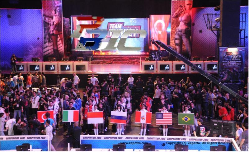 Ongame realiza final da seletiva brasileira do campeonato internacional de Point Blank
