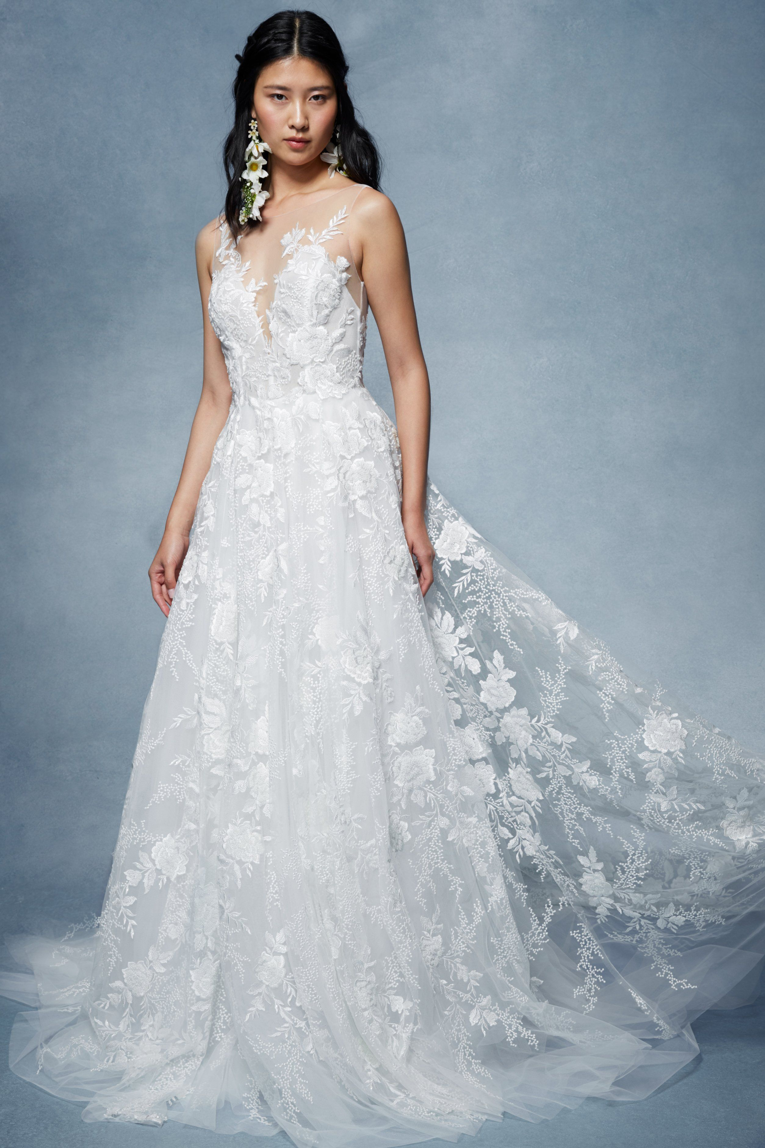 Marchesa In San Diego Coming Soon To The White Flower Wedding
