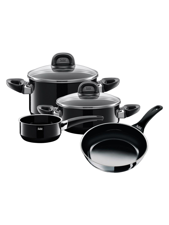 Silit Modesto Cookware Set 6 Pc Ceramic Cookware Set Healthy