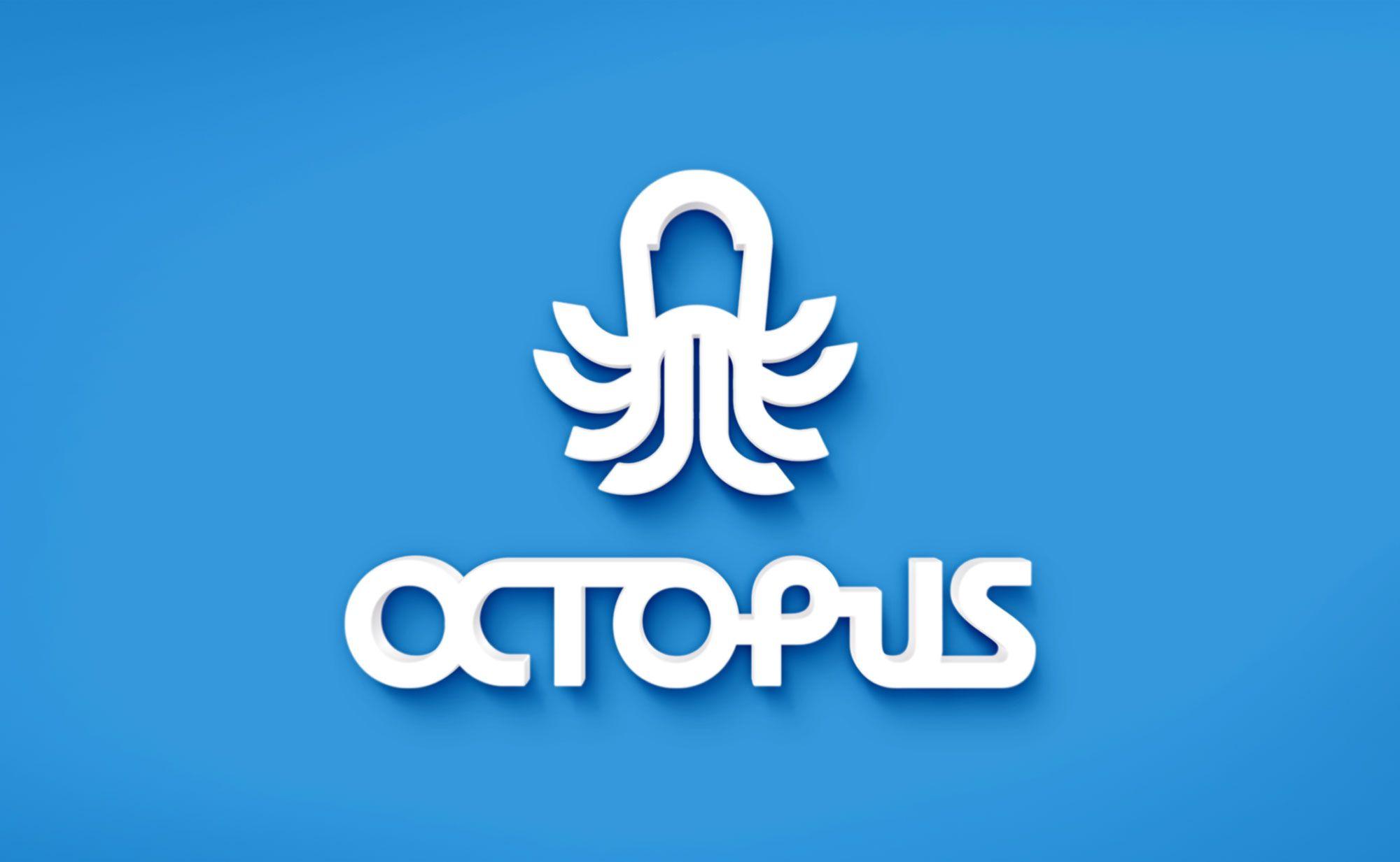 Diseo De Identidad Para Octopus Cms  Flatcode