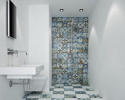 Monopole Ceramica Antique Antique-Monopole-9 , Küche, Badezimmer - bodenfliesen für badezimmer