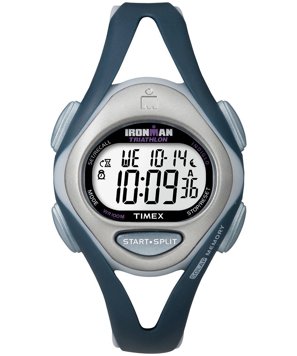 Timex IRONMAN® Sleek® 50Lap Casual, Dress, and Sport