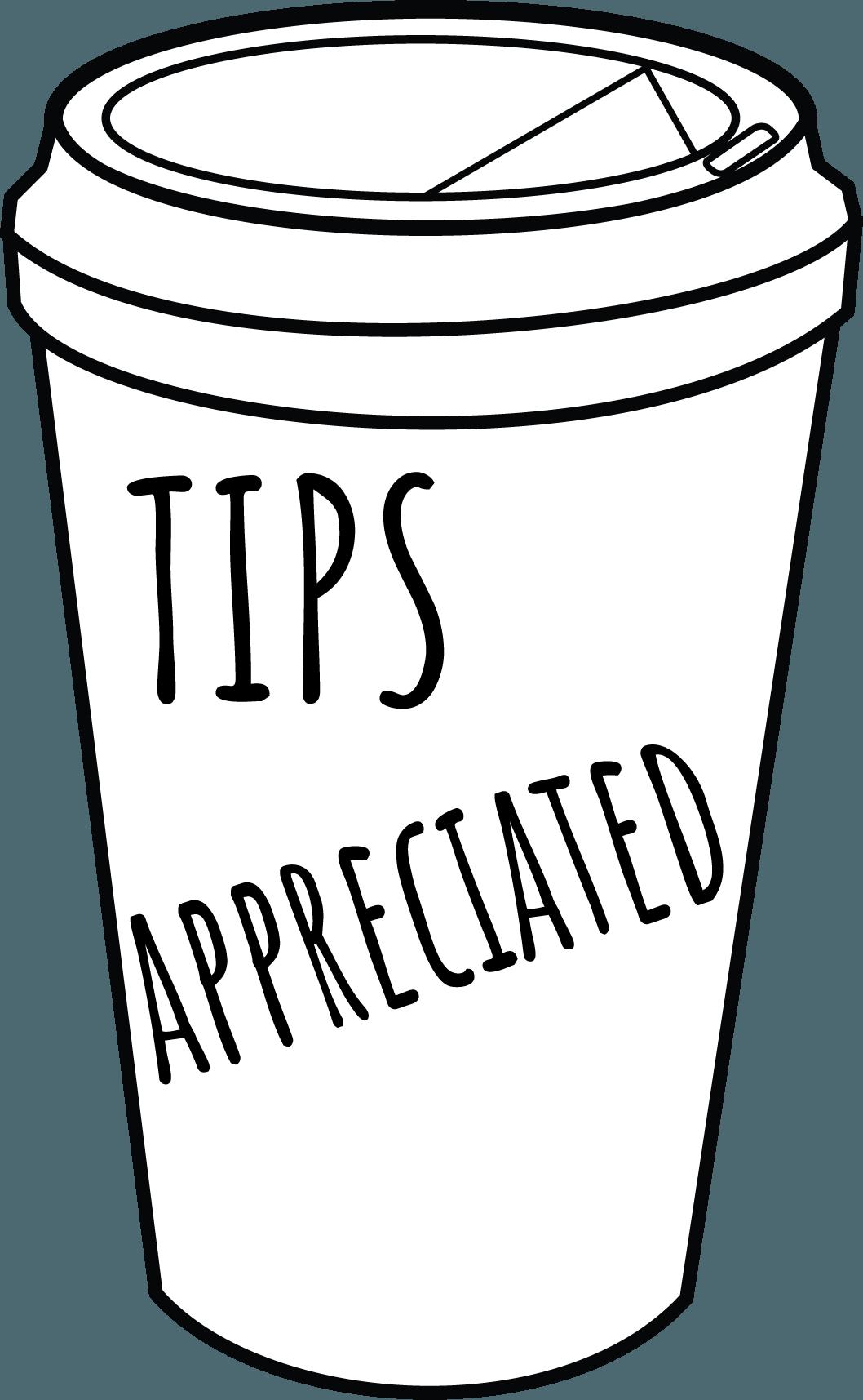 The Tip Jar On Tipping Artists Play On Words Design Word Design Tip Jars Words