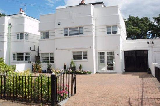 on the market 1930s five bedroom art deco property in beckenham