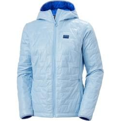 Photo of Helly Hansen Woherr Lifaloft Hooded Insulator Hiking Jacket Blue M