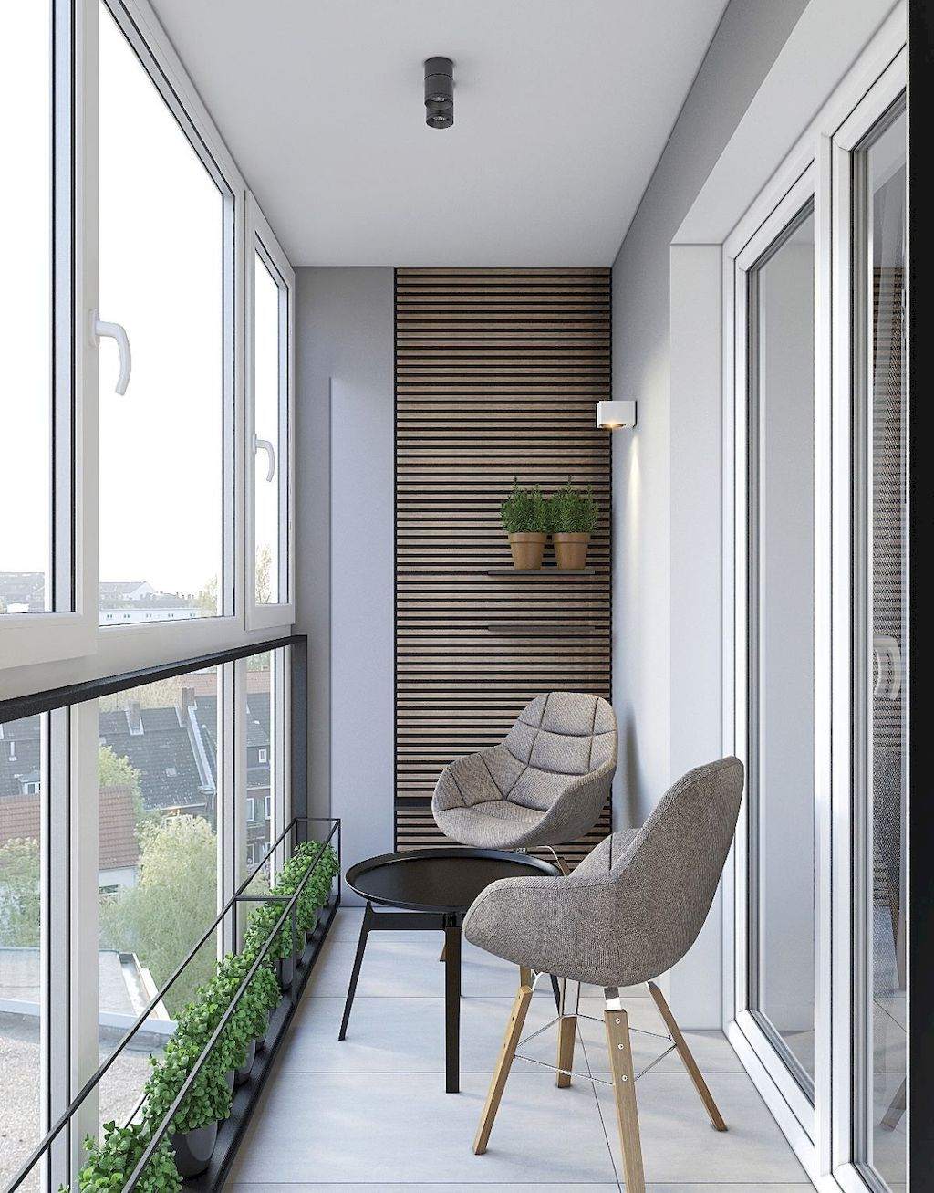 Balcon Design Apartment Design Ideas To Your Space For A More Dynamic Room