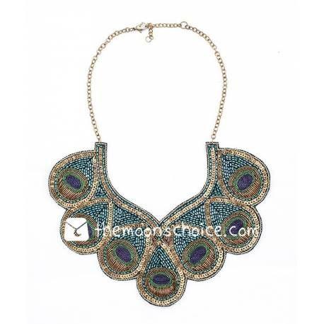 Collar Peacock