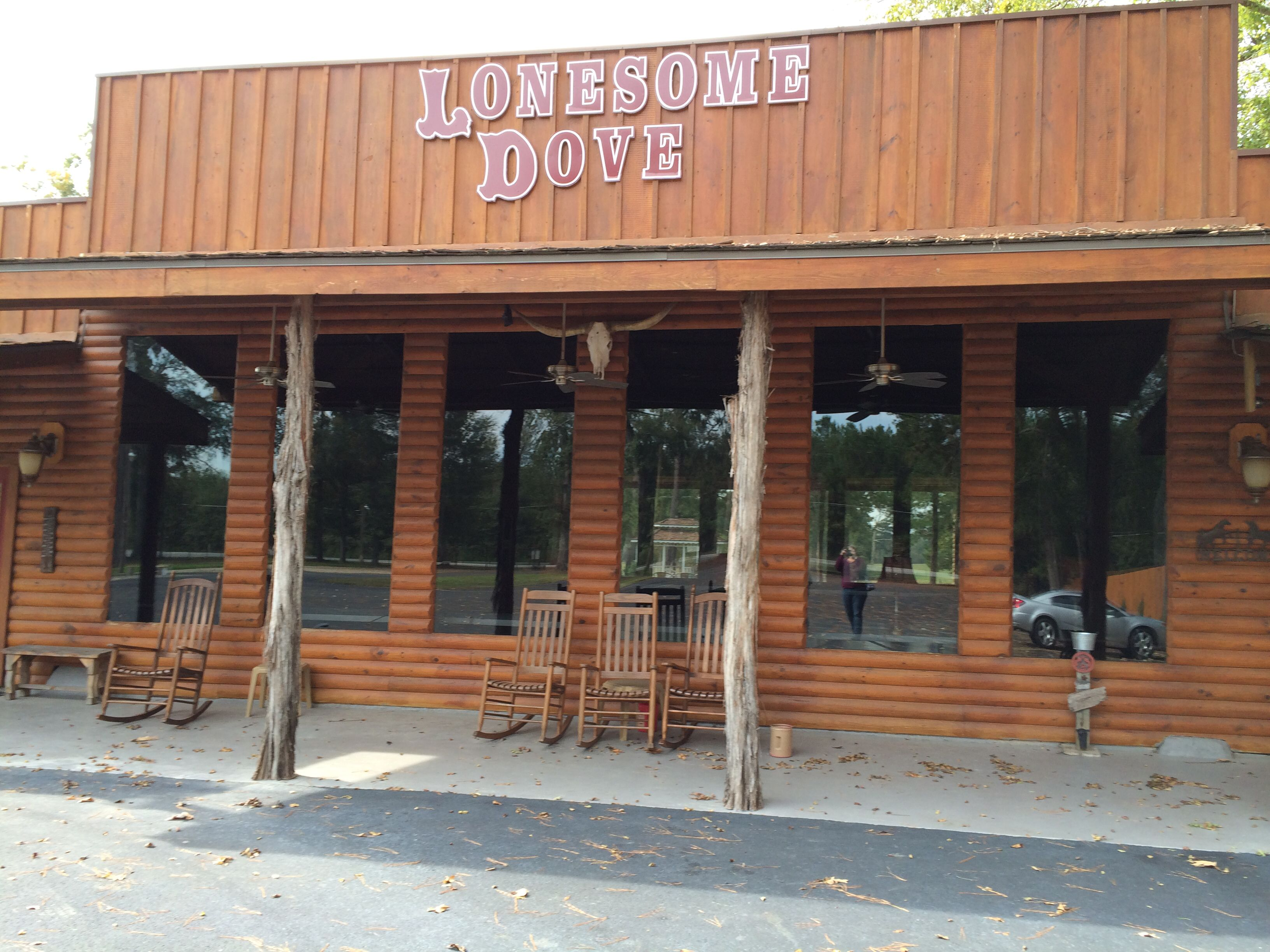 Venue Lonesome Dove Cleveland Texas