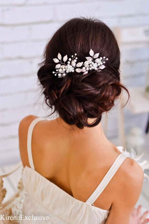 wedding hair piece bridal hair pin wedding hair clip bridal affiliate