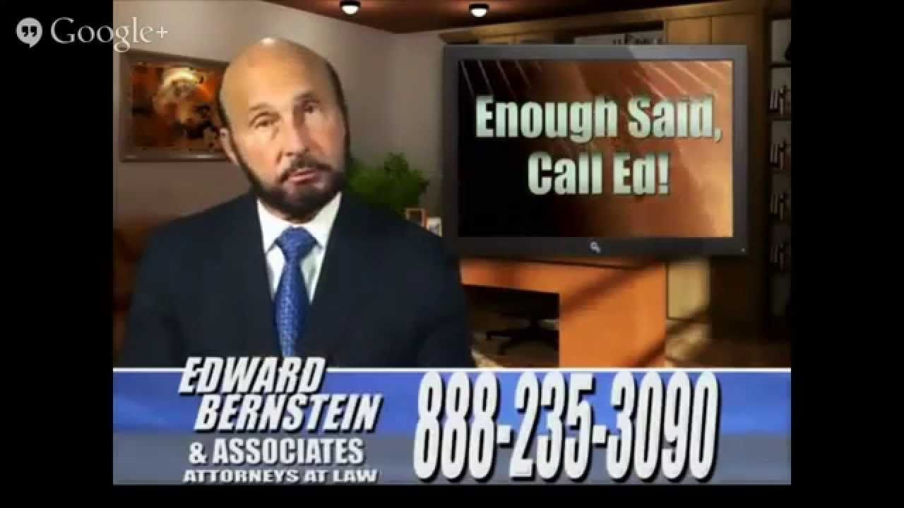 Call Ed Be Bernstein And Associates Legal Team In Las Vegas They