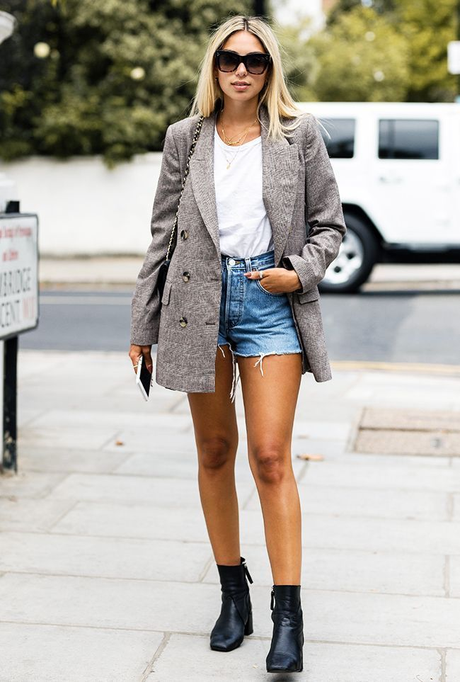 Fashion In London Today: What London Girls Are Wearing Now