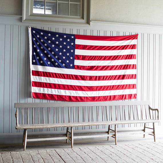 How To Respectfully Fold The American Flag Displaying The American Flag American Flag Etiquette Flag Decor
