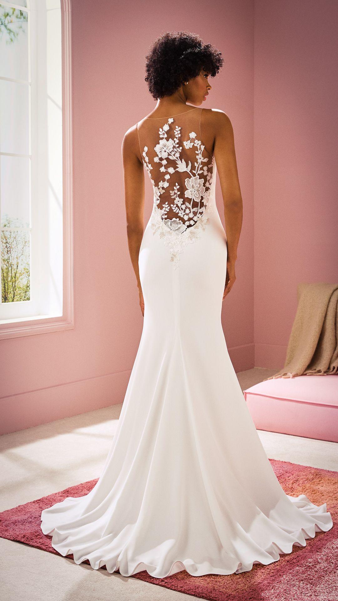 Hochzeitskleider 20 White One Kollektion Modell: AINE-C