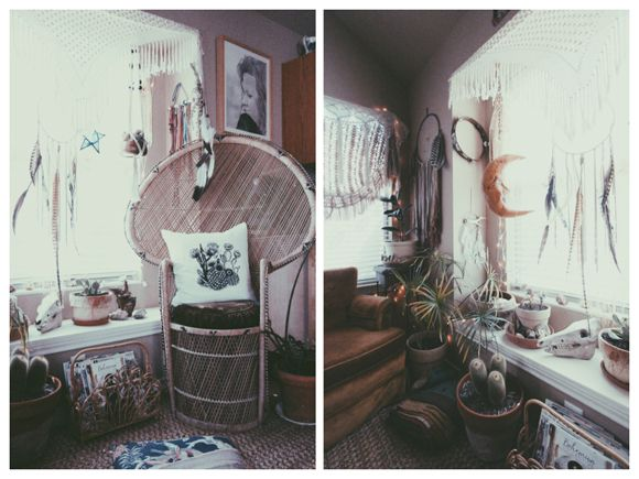People Decorating Home bohemian sanctuary: at home with laura mazurek | free people blog