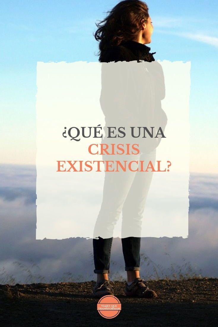Por Que Tener Una Crisis Existencial Es Lo Mejor Que Te Puede Pasar Temas De Psicologia Crisis Existencial Mensajes De Autoestima
