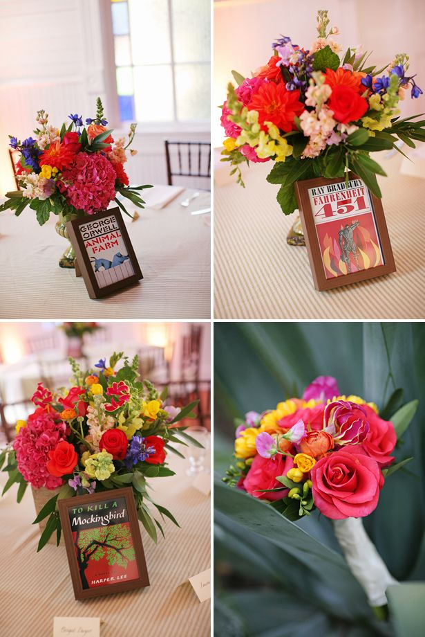 Book Themed Wedding Ideas For The Bookie English Major Or Nerd Yes Please