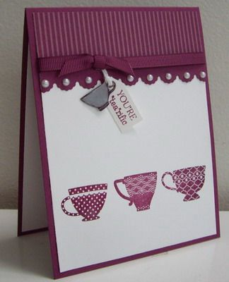 Sunday, February 26, 2012My last sample cards for CAS Winter Design - Sample Cards
