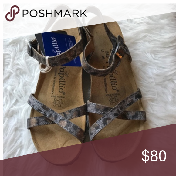 359ed20d07a New Birkenstock Papillio Alyssa Wedge Sandal Brand new without box or tags.  Size 41 European