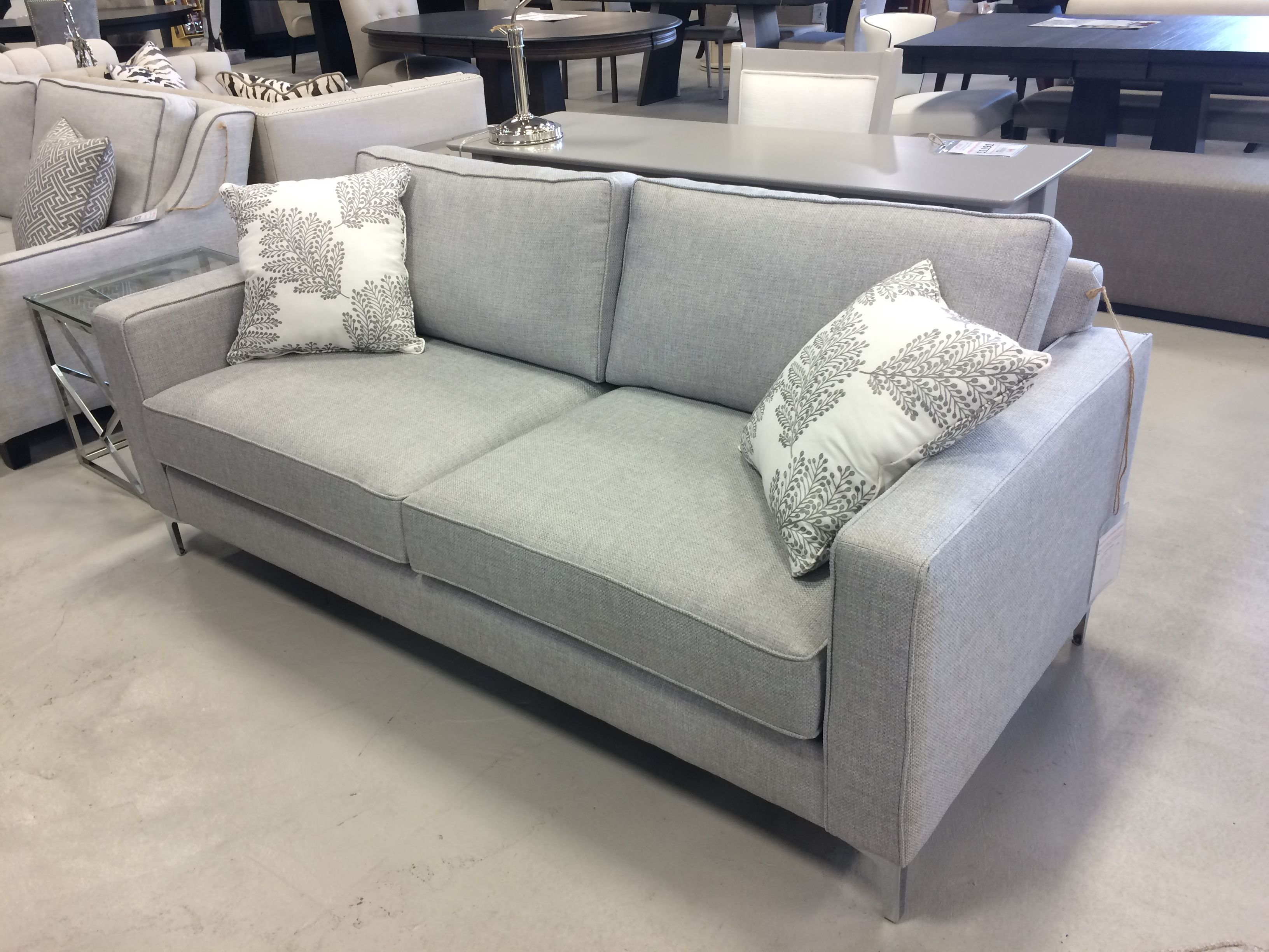 GREAT ROOM Sofa option 2 Van Gogh Apollo custom sectional