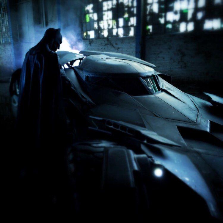 The Batmobile DCEU Shared Movie Universe Pinterest - Brand new batmobile revealed awesome