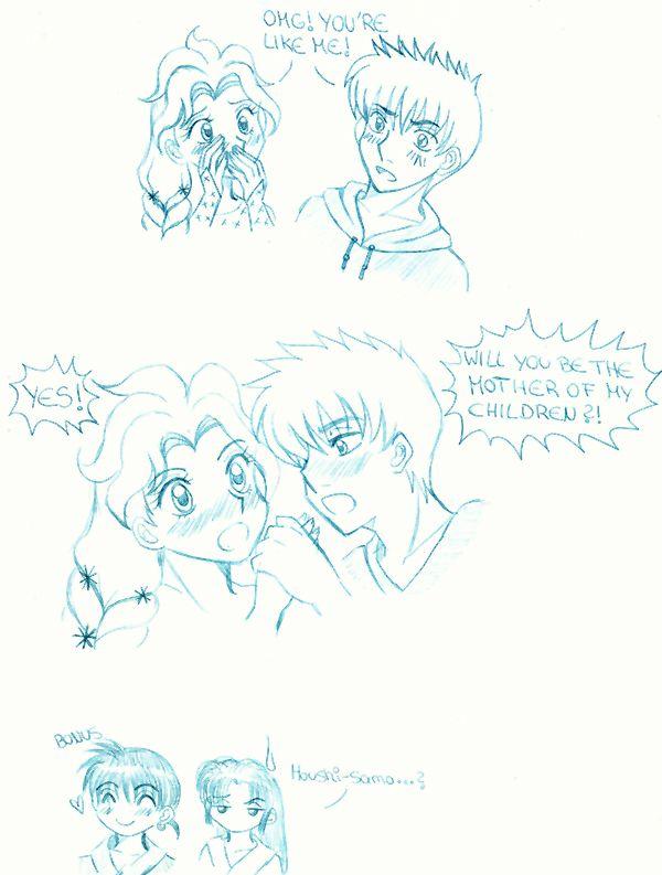 jack and elsa meet by aska-chan on deviantART