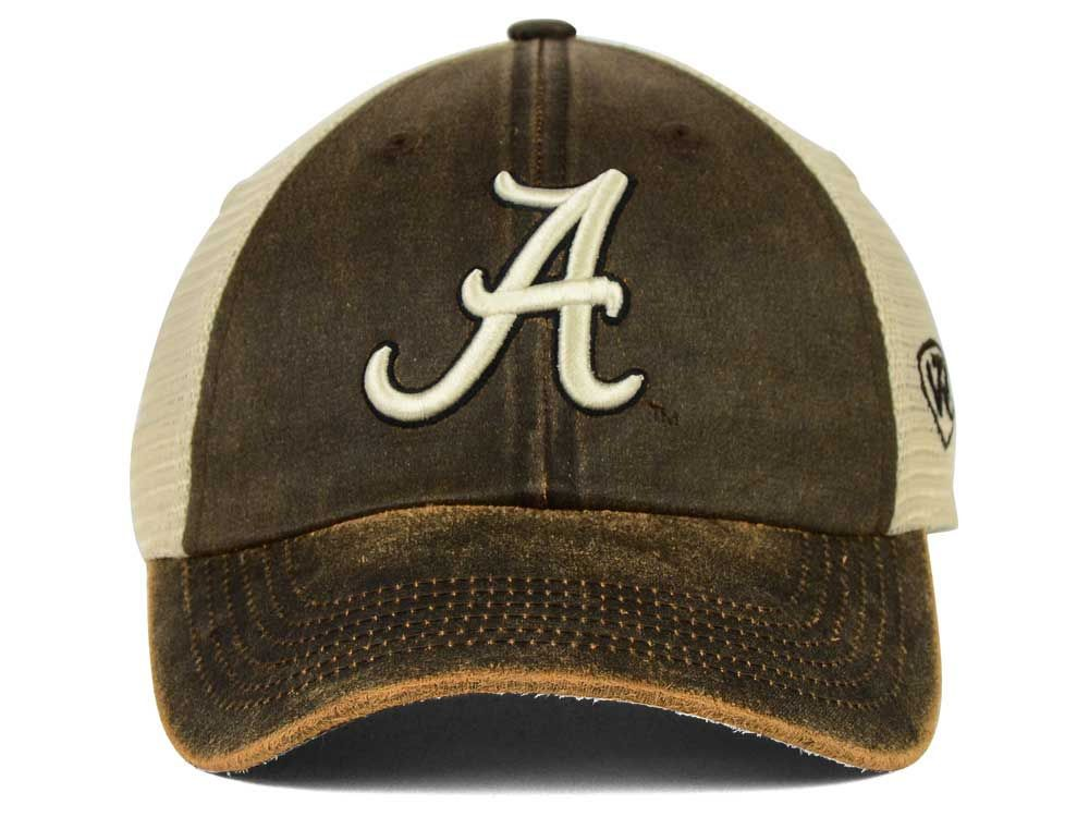 Alabama Crimson Tide Top of the World NCAA Scat Mesh Cap