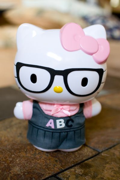 Nerd Hello Kitty Bath Gel
