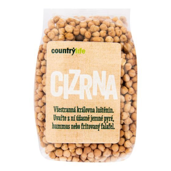 Cizrna 500 g COUNTRY LIFE | CountryLife