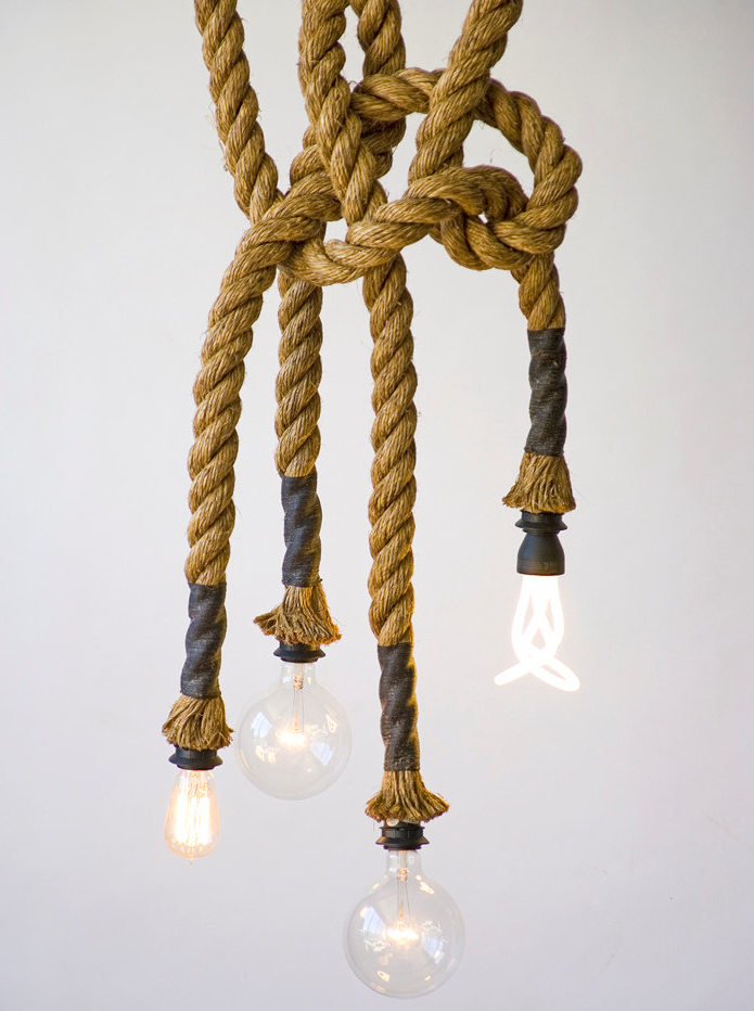 Atelier 688: Interiors Inspired by the Outdoors | Manila rope, Rope ...