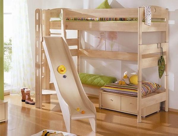 Letti per bambini divertenti modelli consigliati e prezzi yataklar pinterest kids bedroom - Letti bambini design ...