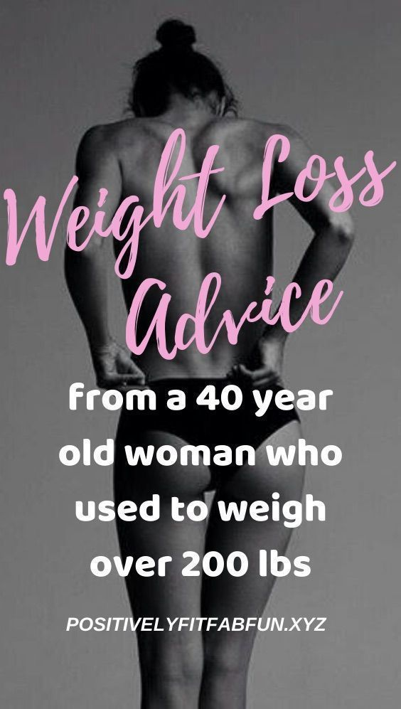 Need to lose weight fast? Weight loss inspiration from a 40 year old woman who previously weighed ov...