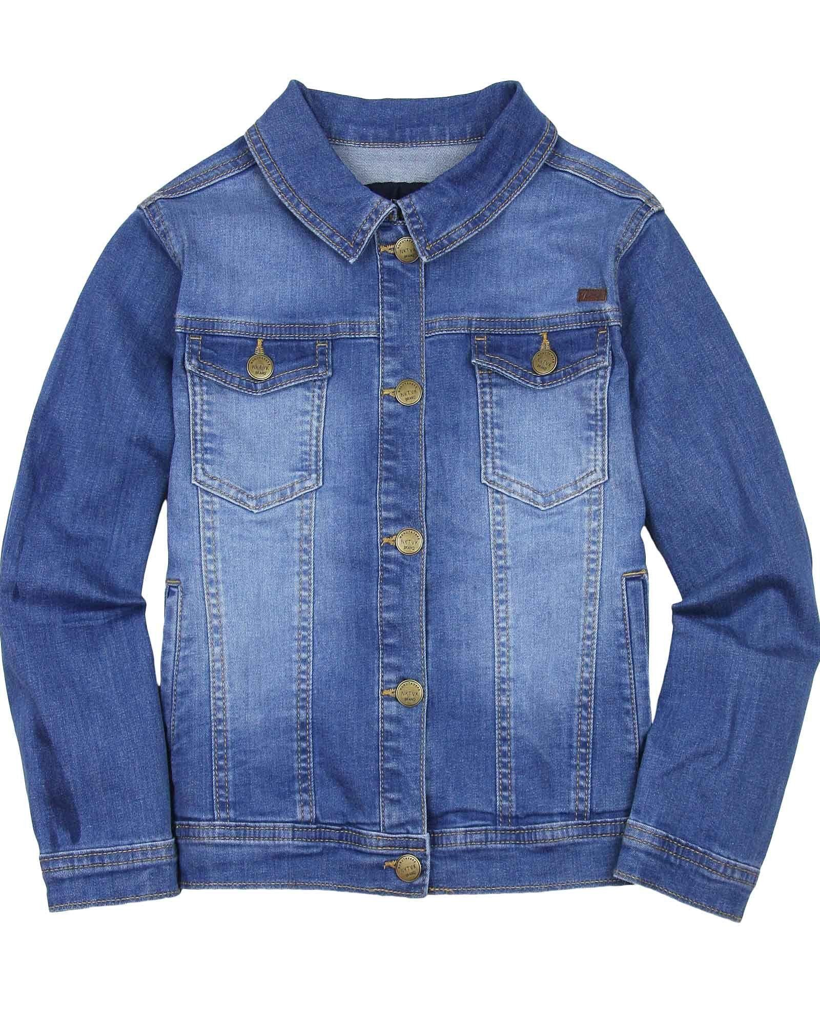 685dca82a33d Mayoral Junior Boy s Basic Denim Jacket