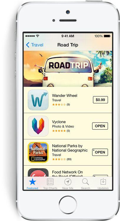 Apple - iPhone 5s - App Store | TID~BITZ | Apple mobile