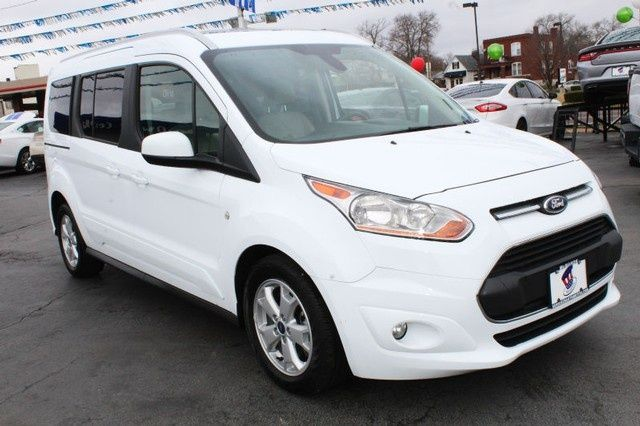 2016 Ford Transit Connect Wagon Titanium W Rear Liftgate